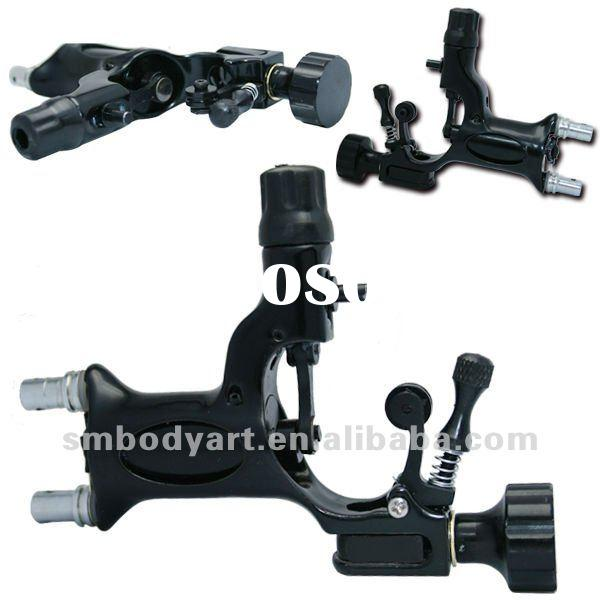 new design black motor dragonfly tattoo machine body art