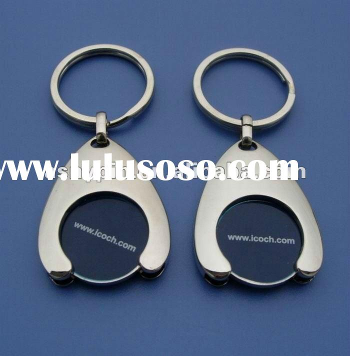 promotion craft gift metal keychain
