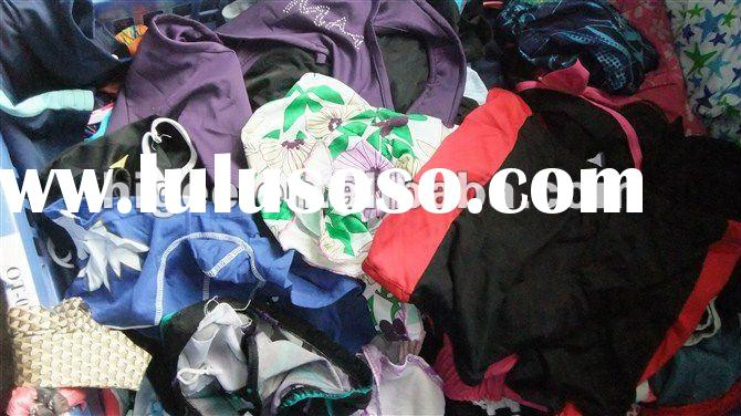 summer used clothing/clothes in bales