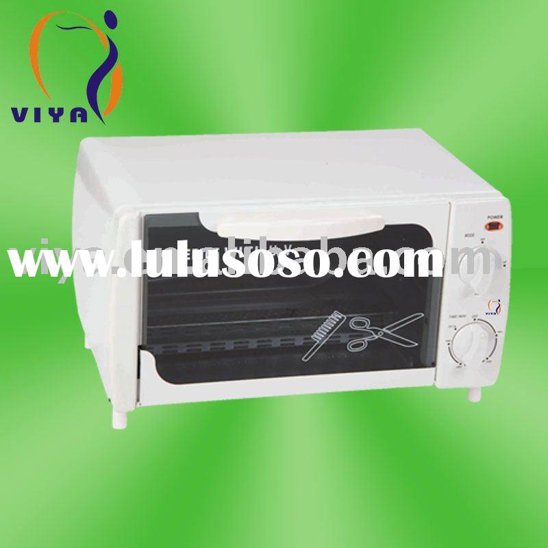 uv sterilizer beauty equipment hot towel warmer uv disinfection cabinet (VY-9180 CE approval)