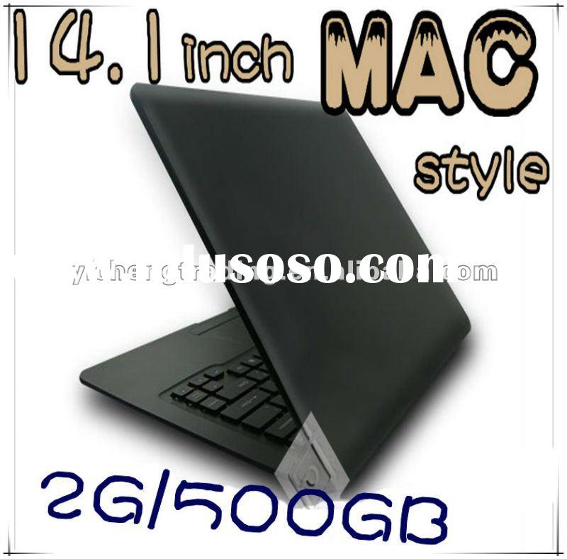 14.1 inch Intel Atom WiFi Windows 7 Laptop 2G 500GB (built in camera)