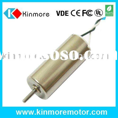 1.5~4.5V DC Micro Motor Vibration motor coreless Motor with 7 x 12mm housing for RC Toy and massager