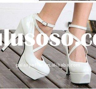 2011 NEW Loubouting lady shoes 12CM loubouting women's high heels shoes sandals slippers che