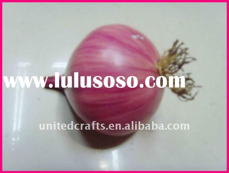 2011 New Arrival Design Most Popular Natural fake vegetable