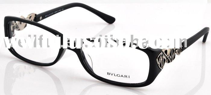 2012 New fashion acetate reading glasses