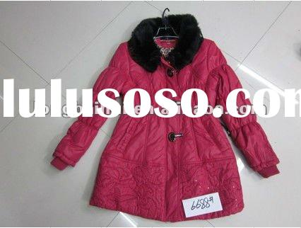 2012 fashion clothing for ladies winter jacket overstock TOP SALE