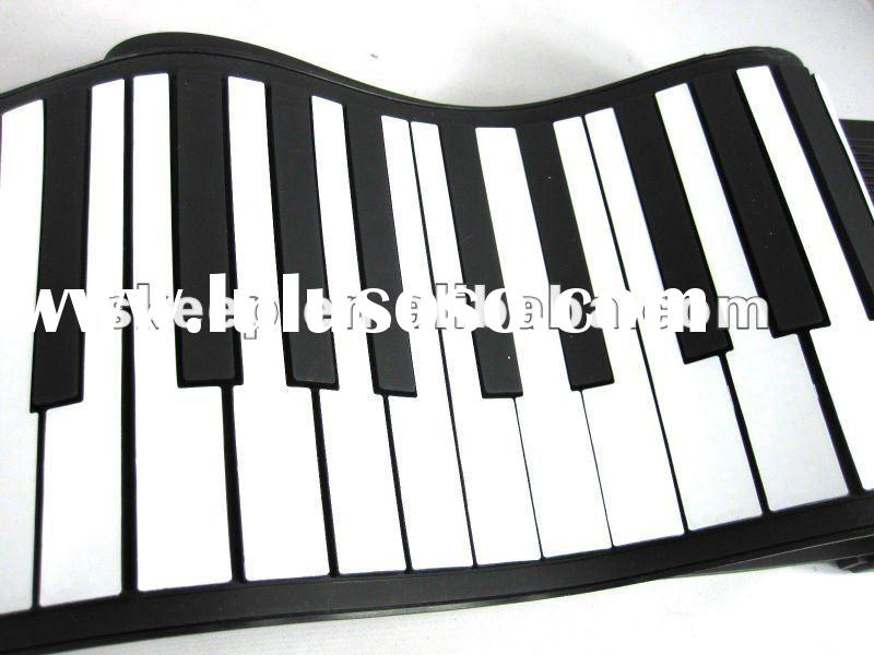 2012 hot sell keys USB keyboard piano with MIDI for promotion