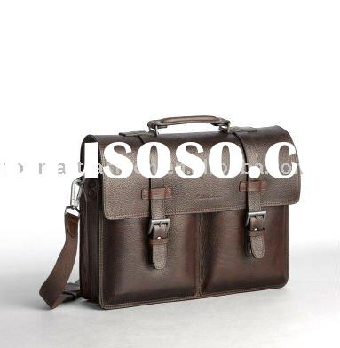 2012 new men's leather messenger bags