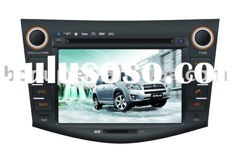 """2 din 7"""" inch special car dvd player for Toyota RAV 4 . car dvd for Toyota RAV 4 with GPS. Whol"""