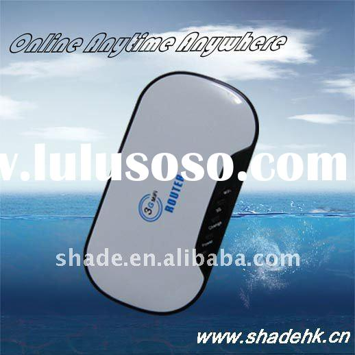 3G portable Sim card Wireless Router