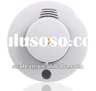 3 wire smoke detector for fire alarm system