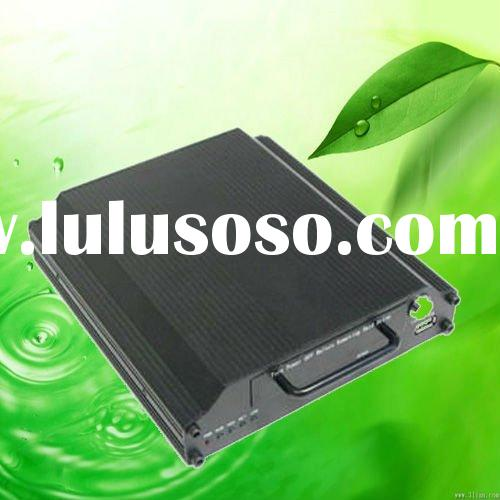 4 Channel Mobile DVR Support 2TB HDD and 32G SD card