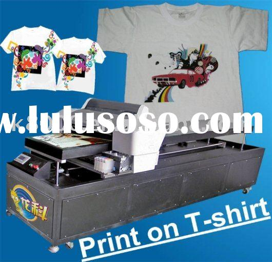 A1 wide format t-shirt printing machine
