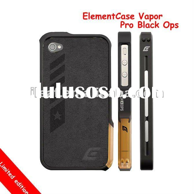 Aluminum element case vapor pro Black Ops for iphone4 4S vapor pro Limited edition for iPhone4 4S