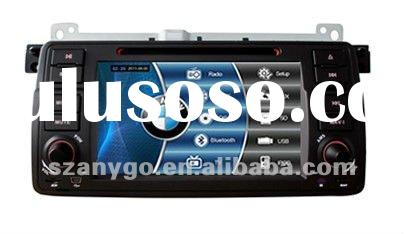Android System Car radio For BMW E46 RDS bluetooth