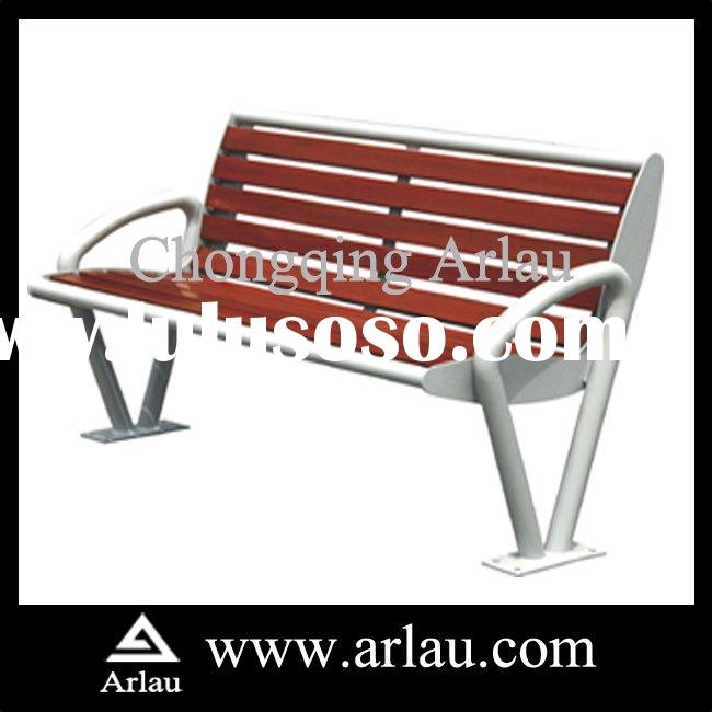 Arlau FW53 Recycled Plastic Park Bench Furniture