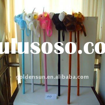 Assorted Horse Stick Toys