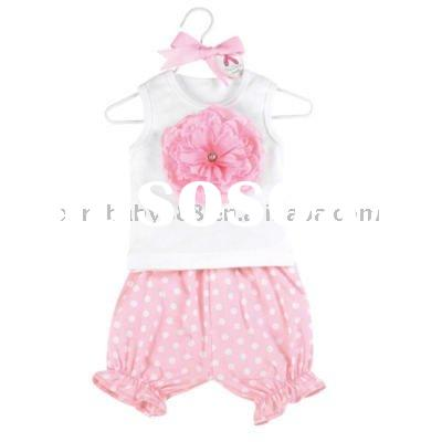 Baby Girl Clothes 2011 hot fashion