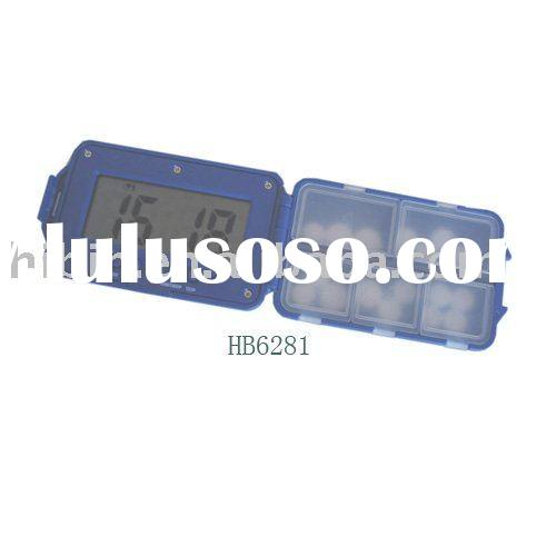 Electronic Pill Box,Alarm Pill Box (HB 6281)