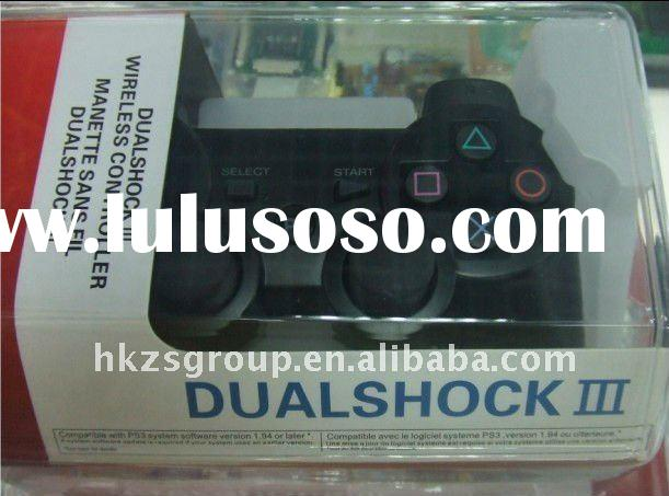 For Bluetooth wireless sixaxis game controller/PS3 joystick/gamepad/