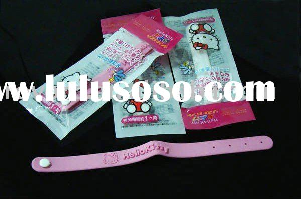 Hello Kitty Mosquito Repellent Silicone Bracelets