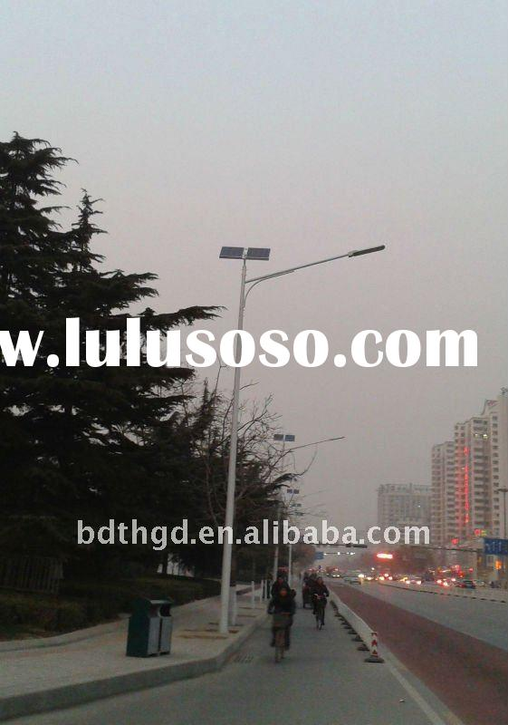 High power 40w solar led street light,street lamp