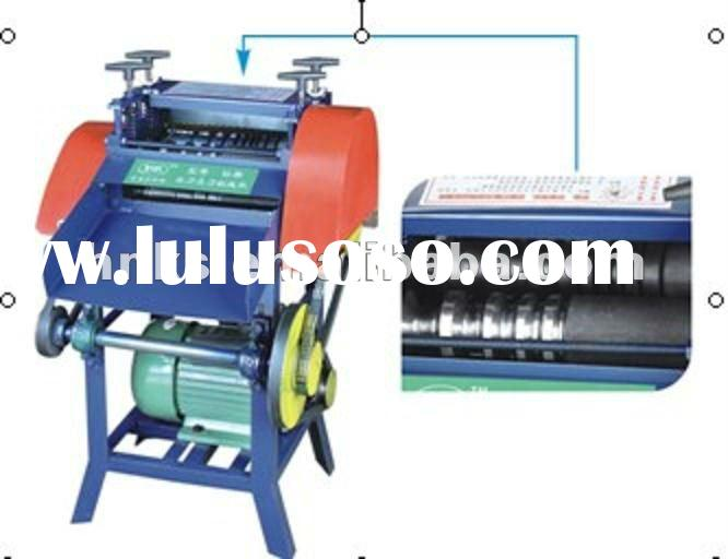 Hot sale electric wire peeling machine 0086 15238020669
