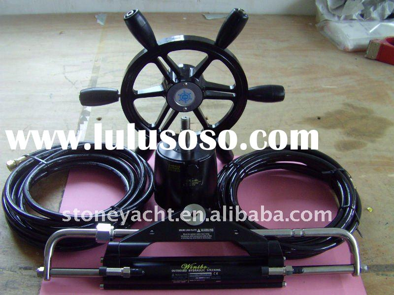 Hydraulic Steering System for Console
