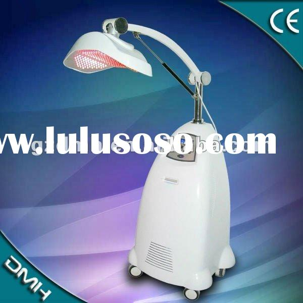 LED photodynamic diagnosis and therapy skin care device , photodynamic diagnosis and therapy , CE ap