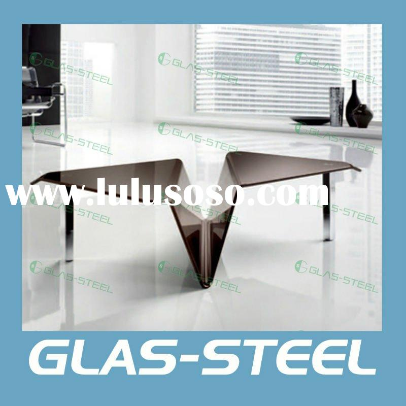 Living Room Furniture Modern Glass Coffee Table CJD09