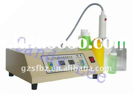 Manual bottle sealing machine for home business