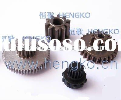 Small Nylon Double Spur Gears For Massager Parts For Sale