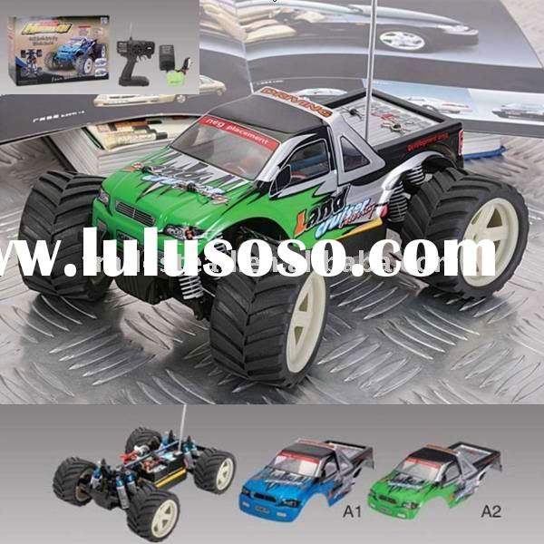 Mini RC Car - Hydraulic Damping System + Rechargeable Battery Pack