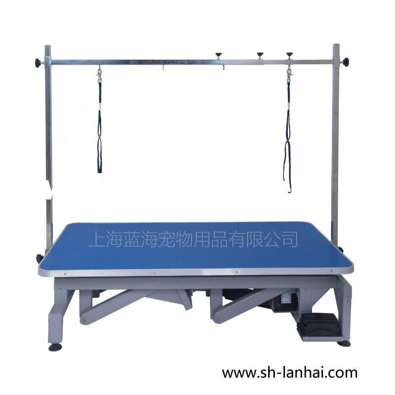Pet electric lift product dog grooming table