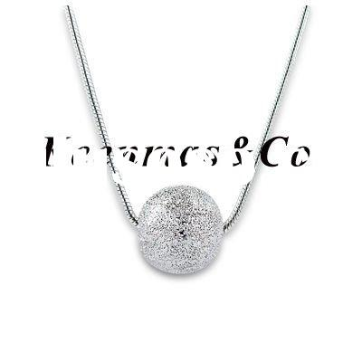 Plain 925 sterling silver circle necklace,shiny necklace,top jewelry!