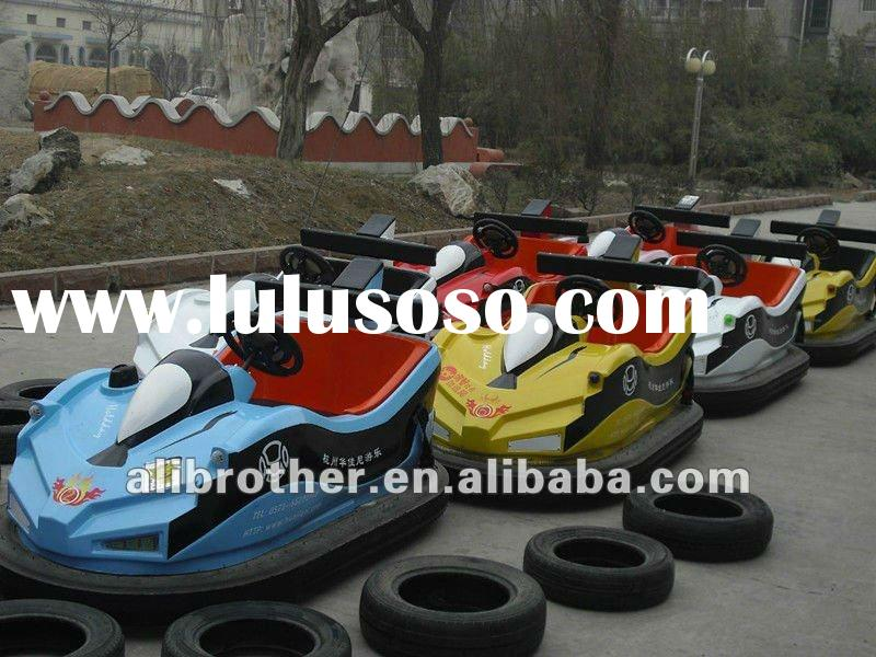 Playground equipment vintage bumper car for sale