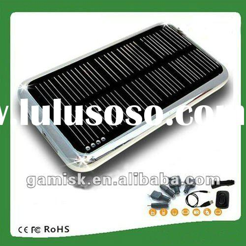 Portable Mobile Power Station Solar Battery Charger 5V
