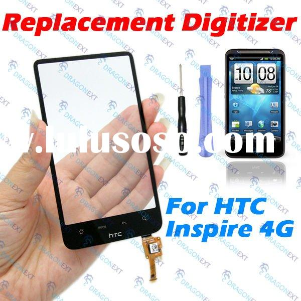 Replacement LCD Touch Screen Digitizer Panel Part Tools Set For HTC Inspire 4G