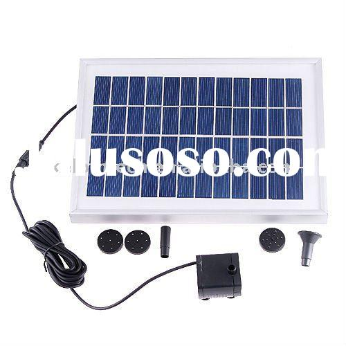 Solar Water Well Pump for fishpond,garden irrigation