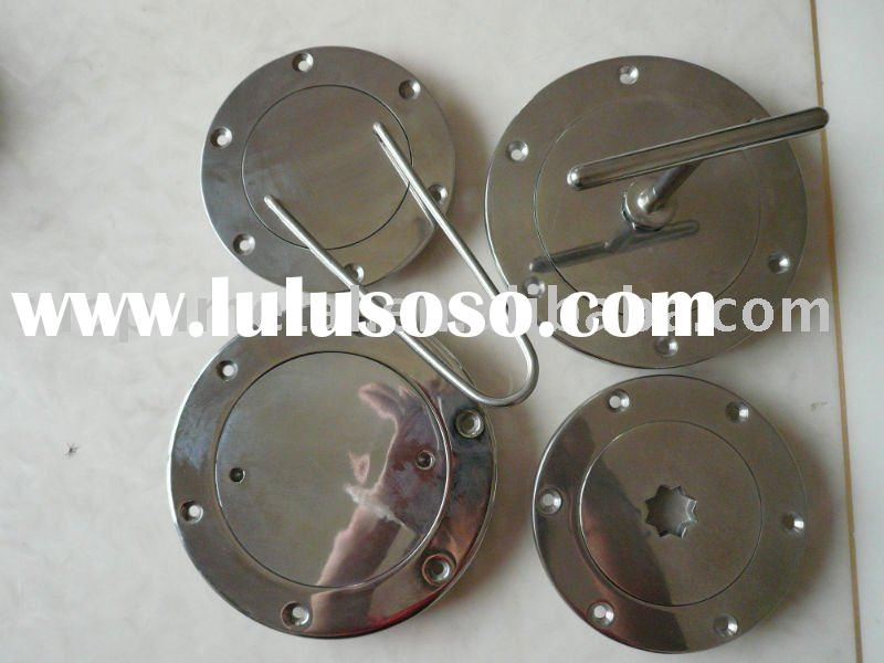 Stainless Steel Deck Plate
