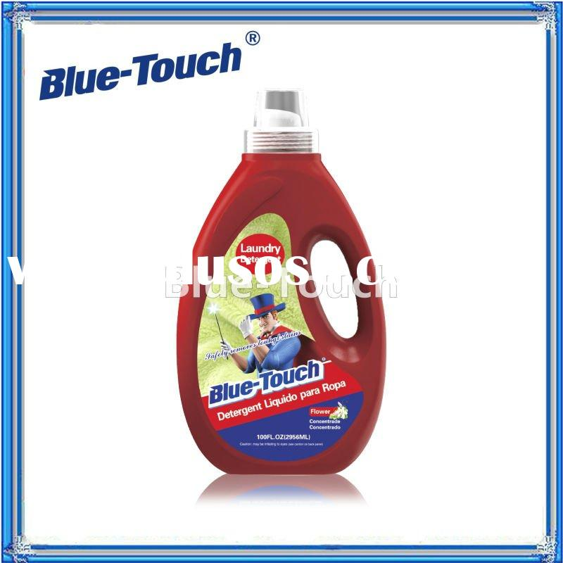 Super Cleaning Liquid Laundry Detergent Flower 2956ml
