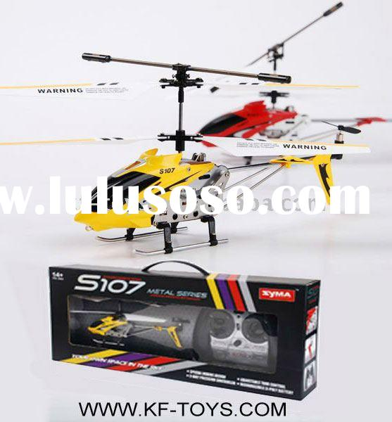 Syma S107 Helicopter (3-channel IR Metal GYRO Helicopter)