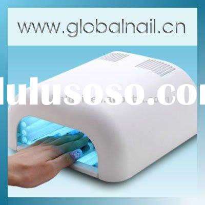 UV Gel Curing Lamp 36W UV GEL CURING LAMP LIGHT NAIL DRYER +4 PCS BULB