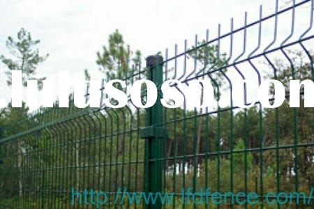 Welded wire mesh cheap fencing panels