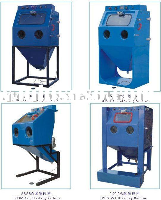 Wet Blasting Cabinet For Sale Price China Manufacturer
