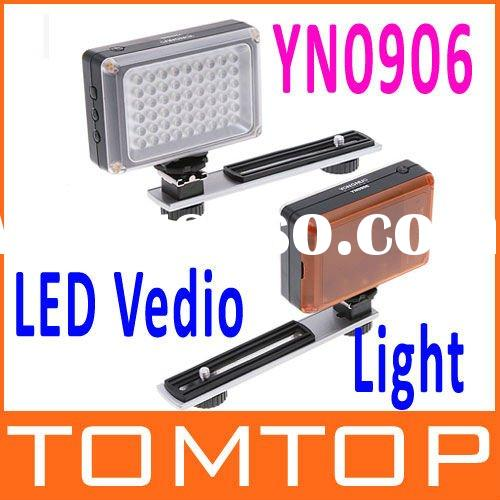 YONGNUO YN0906 54 LED Pro LED Video Light,Camera Light,Photo Light for Canon Nikon