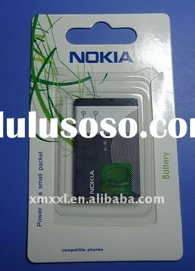 cellular phone battery packaging