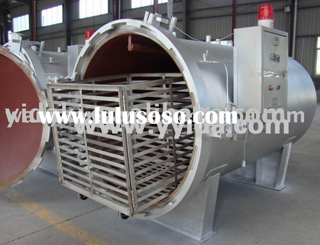 double door autoclave sterilizers