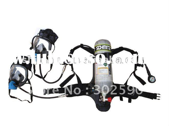 fire fighter air breathing apparatus,firefighting equipment of SCBA
