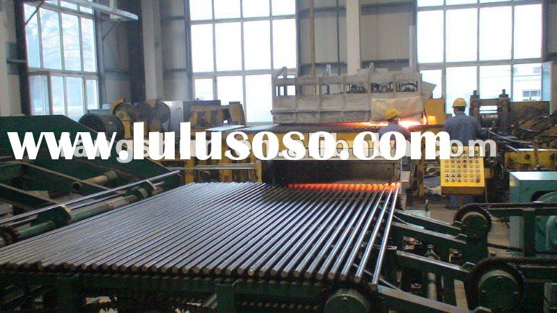 metal forge used induction heating furnace